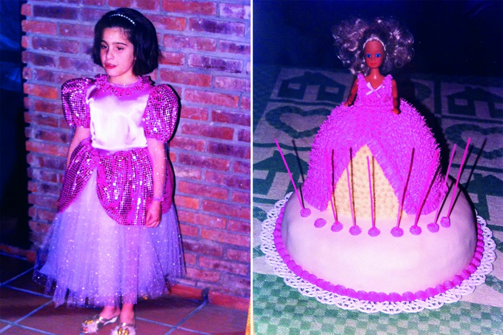 Princess Makita y tarta