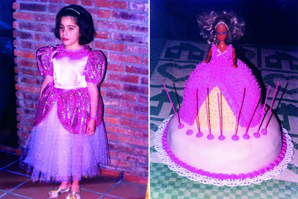 Princess Makita y tarta