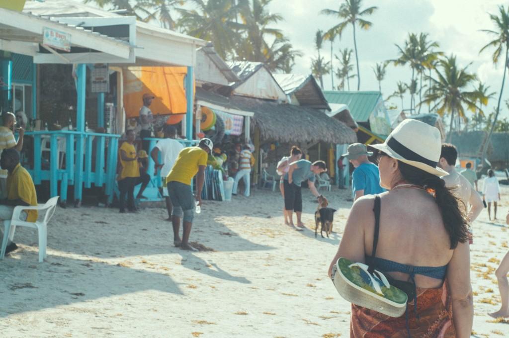 Madre en Punta Cana
