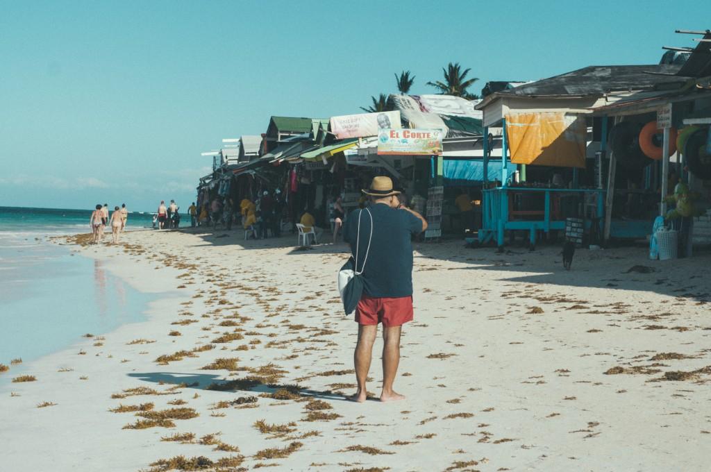 Henry en Punta Cana